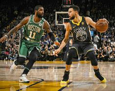 Kyrie Irving vs Stephen Curry