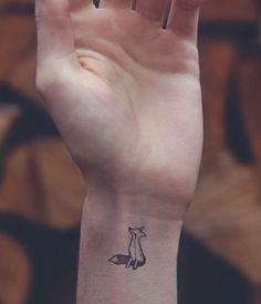 Słodkie małe tatuaże, na widok których się uśmiechniesz! - Strona 26