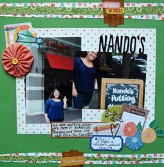 Nandos~ NSD member sketch Scrapbook Layouts, Bookmarks, Thankful, Sketch, My Favorite Things, Frame, Sketch Drawing, Picture Frame, Marque Page
