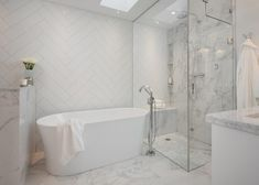 White marble wall tiles marble bathroom tiles ideas porcelain bathroom tile ideas lovely tiles regarding marble Marble Tile Bathroom, Bathroom Red, Modern Bathroom, Small Bathroom, Master Bathroom, Marble Wall, White Marble, Wall Tiles, Bathroom Ideas