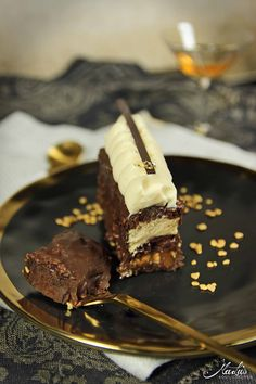 Mini Desserts, Cookie Desserts, Sweet Desserts, Baked Ratatouille Recipe, Chef Recipes, Cooking Recipes, Caramel Bars, Brownie Cake, Cake Cookies