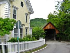 These country roads in VT are a great way to travel and see all Vermont has to offer.  Stunning vistas, classic architecture, mountains, lakes and more!