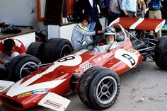 1970 McLaren M7A - Ford (John Surtees)