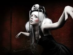 Traum Versunken by Silent View (Silent Order) - Fashion Photography - Dolls - Marionettes - Puppets - Halloween concept ideas