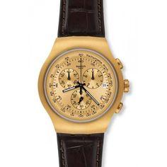 a783d196035 Swatch Golden Hide Brown