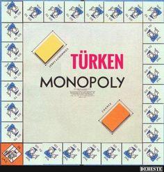 Türken Monopoly | Lustige Bilder, Sprüche, Witze, echt lustig