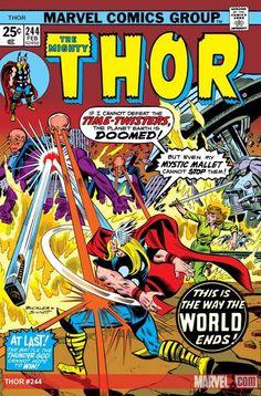 Thor (Vol. 1) 244
