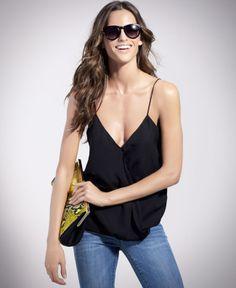 Izabel Goulart  protagonista de la campaña Primavera-Verano 2014 SuiteBlanco