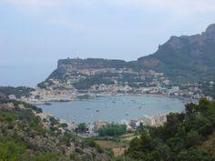 View at Port Soller