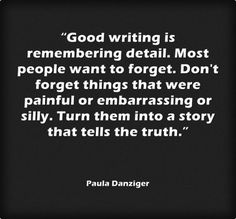 It's certainly one of the most important points in writing, characterisation I would also say is crucial too!