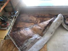 Travel Trailer Roof Replacement