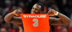 Syracuse Basketball Dion Waiters my FIRST favorite player!