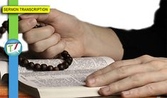 Sermon Transcription refers to the conversion of recordings of sermons and preaching in a written or text format. Close Caption, Transcription, Virtual Assistant, Search Engine, Audio, Google, Pastor