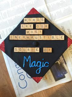 12 'Harry Potter' Grad Caps You'll Be Jealous Of