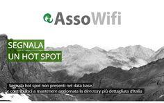 Asso WiFi: per una Rete più libera!