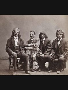 Group portrait of Arizona Indians
