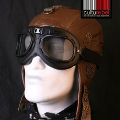 Follow us on Facebook: http://ift.tt/1REsPKK Retro-Fliegerbrille #steampunk #military #gothic #cosplay #culturebel #hanau #gothic #steampunk #culturebel #emo #cosplay #hanau