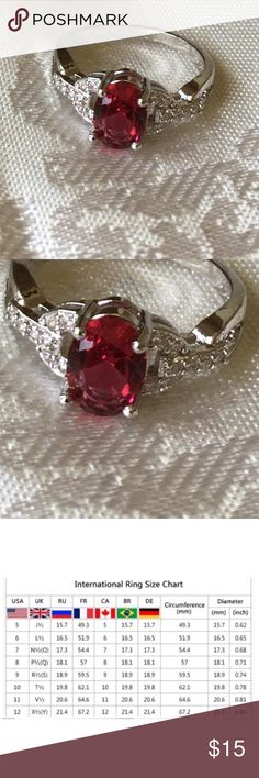 NWT Fashion Ring. Perfect Holiday Jewelry. Size 8 NWT Fashion Ring.  Perfect Holiday Jewelry.. Size 8••••••This is a FIRM PRICE•••••• Jewelry