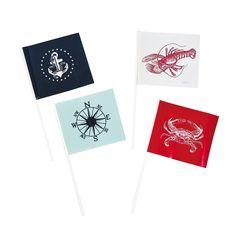 Nautical Flags - OrientalTrading.com