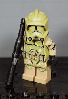 Clone Army Customs | P2 Jungle Trooper