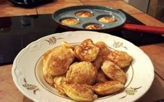 Pimaszul finom: cseh pimasz, vagyis talkedli French Toast, Breakfast, Ethnic Recipes, Food, Morning Coffee, Meals, Yemek, Morning Breakfast, Eten