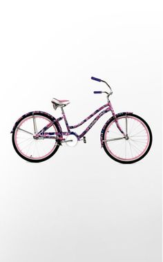 I am a gonner! Printed cruiser is back! The 2013 Lilly Pulitzer accessory  that will move you.