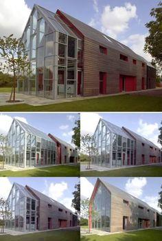 11 Most Amazing Glass Houses (glass houses, glass house) - ODDEE