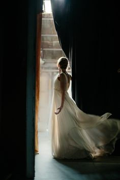 Ballet Inspired Wedding Ideas from Amy Osaba Part 1 - photo by MK Sadler