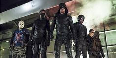 "Our favorite bow-wielding vigilante is back protecting Star City, and with a new team. ""Arrow"" Season 5 premiered Oct. 5 on the CW, with recruits Curtis Holt (Echo Kellum), Rene Ramirez (Rick Gonzalez), Rory Regan (Joe Dinicol) and Evelyn Sharp (Madison McLaughlin) joining Oliver Queen's crime-kicking team by Episode 2. As is custom in the […] - https://www.archery360.com/2016/11/17/arrow-delivers-double-dose-archery-action/"