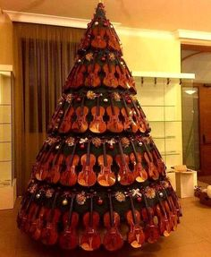 Art Music, Musical, Hiking Boots, Chandelier, Christmas Tree, Ceiling Lights, Holiday Decor, Home Decor, Trombone