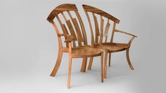 David Savage furniture design - Love Chairs