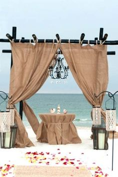Big Day Weddings, Burlap and Iron Wedding Package, Wedding Packages, Beach…
