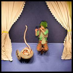 Hallo wereld! Circus #Wonderdag