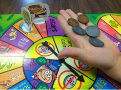 Here are a few fun activities to give your students more practice with counting coins.  Includes a fun freebie!