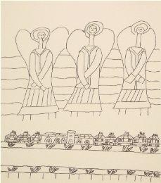 Three Angels | Bryan Pearce