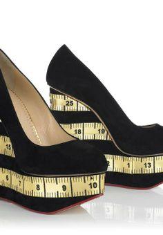 Zapatos 'a medida' con alma couture - Blogs de Objeto de deseo