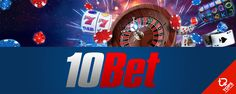 April is the month of fun (and winning opportunities) at 10Bet Casino.  #10Bet #Casino #Roulette #Bonus #OnlineCasino #Slots #Fundays