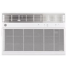 GE 6,000 BTU 115-Volt Electronic Room Window Air Conditioner with