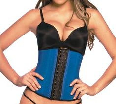 Perfect for getting that hour glass look! Are you ready to maximize your workout with this waist cinching garment? The sport body shaper is a waist cincher that you wear anytime you're going to be active. Take it to the gym or for a run outside and let it add impact to your healthy lifestyle rout...