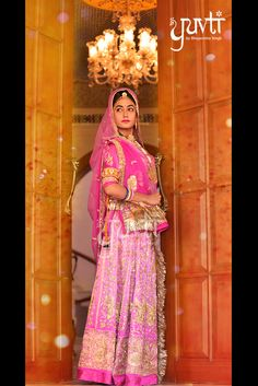 Get the beautifully crafted Rajasthani poshak. Shop exclusive Rajputi poshak designs & Rajputi poshak online or visit our Rajputi poshak shop in Jaipur. Indian Wedding Outfits, Indian Outfits, Rajasthani Dress, Rajasthani Bride, Indian Wedding Couple Photography, Punjabi Models, Rajputi Dress, Traditional Indian Jewellery, Royal Dresses