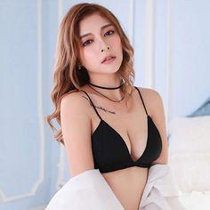 71686265053 Sexy Deep V Bras For Women Push Up Lingerie Seamless Bra Plunge Bralette  Wire Free Brassiere Underwear Intimates  E