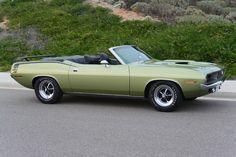 1970 Plymouth Cuda 383 Convertible