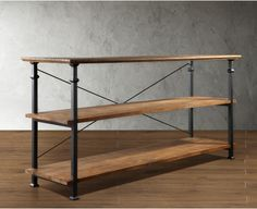 Homelegance Factory TV Stand - TV Stands at Hayneedle
