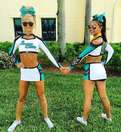 Cheer Extreme Senior Elite new uniforms 2016