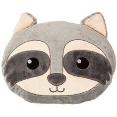 Raccoon Polyester Pillow
