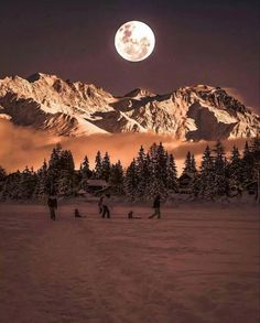 Beautiful Moon, Beautiful Places, Beautiful Pictures, Beautiful Days, Beautiful Scenery, Moon Pictures, Nature Pictures, Moon Photography, Landscape Photography