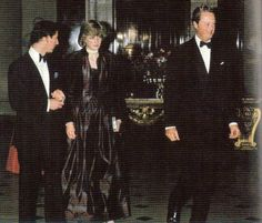 Prince of Wales and Diana Princess of Wales