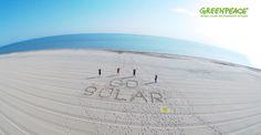 GO SOLAR - Greenpeace Gruppo Locale San Ferdinando di Puglia