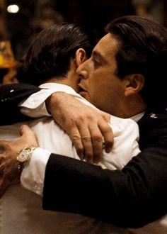 Godfather 2 -  I know it was you, Fredo. You broke my heart. You broke my heart!