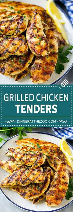 You Have Meals Poisoning More Normally Than You're Thinking That Grilled Chicken Tenders Recipe Marinated Chicken Lemon Garlic Chicken Grilled Chicken Grilled Chicken Strips, Grilled Chicken Tenders, Grilled Chicken Marinade Easy, Chicken Tenders Healthy, Healthy Grilled Chicken Recipes, Grilled Chicken Salad, Lemon Garlic Chicken, Cooking Recipes, Healthy Recipes